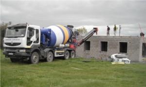 Dowling Quarries Ltd Concrete for Homes